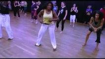 Papson Sylla - Cours de danse africaine