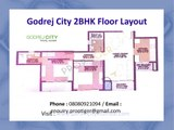 Godrej City - Panvel Mumbai 1-2-3 BHK Apartments - Godrej Properties New Project Price