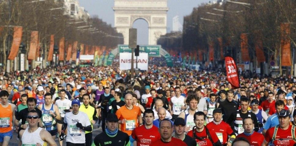 Best of Schneider Electric Marathon de Paris 2014