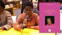 Rencontre avec Ozoua SOYINKA au Salon du livre de Paris avec le ministère des Outre-mer