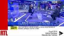 VIDÉO - Borloo se retire de la vie politique : les réactions des politiques