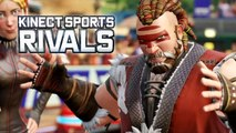 Shooting, Soccer, and Bowling - Kinect Sports Rivals Gameplay