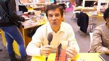 Rencontre avec Gérald MOUTET au Salon du livre de Paris avec le ministère des Outre-mer
