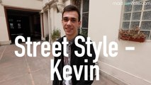 Street Style - Kevin, 20 ans