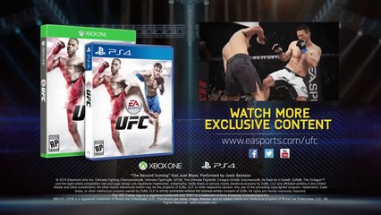 Trailer Bruce Lee de EA Sports UFC