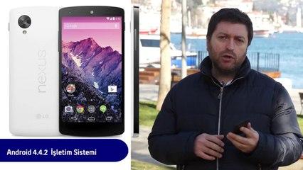 M. Serdar Kuzuloğlu ile Teknoloji Günlüğü: LG Nexus 5