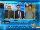 Pakistan Aaj Raat (7th April 2014) Pakistan Army Chief Advises