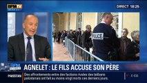 BFM Story: Guillaume Agnelet accuse son père du meurtre d'Agnès Le Roux - 07/04 2/2
