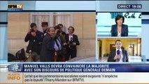 19H Ruth Elkrief: Thierry Mandon s'est penché sur le vote de confiance de Manuel Valls - 07/04