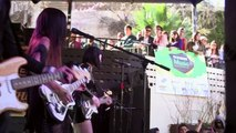 "Dum Dum Girls — ""Rimbaud Eyes"" (SPIN House of Vans SXSW Showcase)"