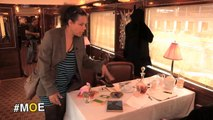 VIDEO L'Orient Express, côté couloirs