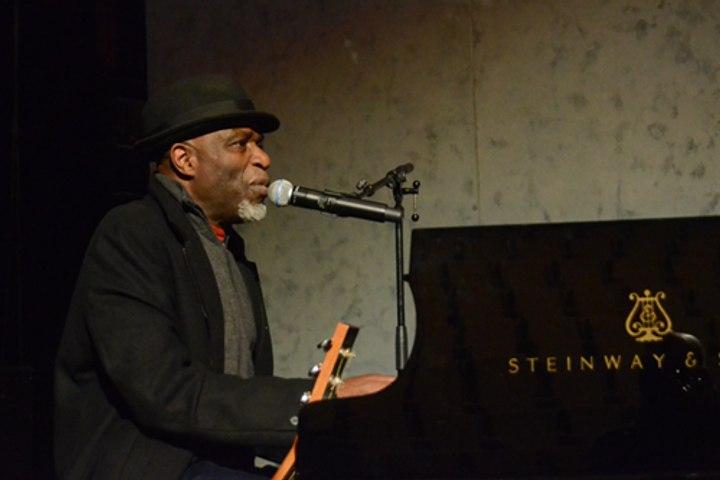 RAY LEMA - Solidarité centrafrique au Théâtre de la Ville à Paris