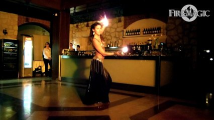 Fire belly dance show - FIREMAGIC production [firemagic.hu] tűzzsonglőr