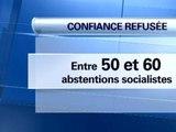 Vote de confiance: sur quelle majorité peut s'appuyer Manuel Valls? - 08/04