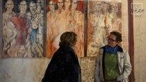 """Isis Olivier """"Dessein de femme, dessins et peintures de femmes"""""""