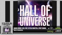 Dario Nunez, Neil Feat. Estela Martin & Tony Shada - Hall Of Universe (Official Audio)