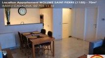 A louer - Appartement - Woluwe-Saint-Pierre - Woluwe-Saint-Pierre (1150) - 70m²
