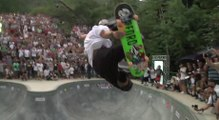 Insane victory of Pedro Barros in Final at the Red Bull skate generation - Skateboarding