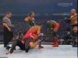 Team WWF VS Team Alliance a Survivors Series 2001