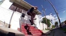 Amazing firing line by Walker Ryan - Skateboarding