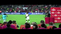 Awesome Ronaldinho best tricks compilation :  The Greatness Of Ronaldinho