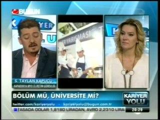 KARİYER YOLU - TERCİHLER
