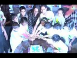 """Sonakshi Sinha hosted a special screening of """"Rio 2"""" for the NGO kids of Smile Foundation"""