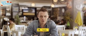 Hande Doğandemir ve Kerem Bürsin 2. Lipton Reklamı