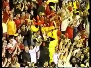Euro 2000 Belgium 2 Sweden 1 - Group B (10th June 2000)