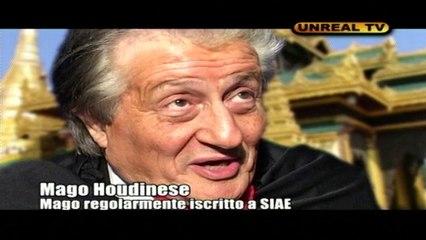 Maccio Capatonda - Unreal TV - Mago Houdinese