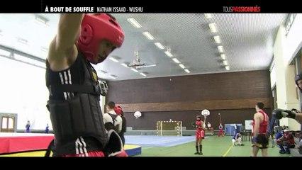 """Sanda : """"A bout de souffle"""" avec Nathan Issaad par l'Equipe21"""