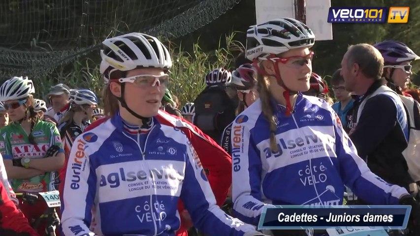 Coupe de France VTT 2014 à Cassis - Best of