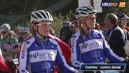 Coupe de France VTT 2014 à Cassis - Best of