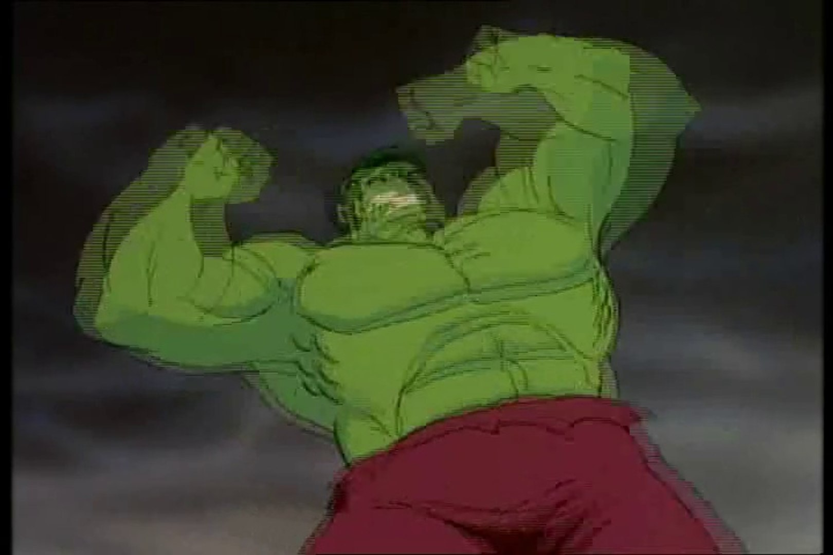 L Incroyable Hulk 1996 Premier Episode Video Dailymotion