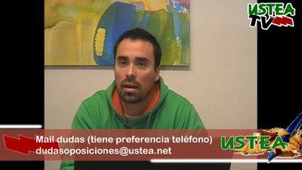 USTEA Tv. Oposiciones 2014