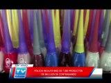 Chiclayo: Policía incauta mas de 7000 productos de belleza 07 04 14