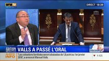 BFM Story - Édition spéciale sur le discours de Manuel Valls à l'Assemblée nationale - 08/04 2/7