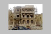 Villa for rent in South Academy   New Cairo city