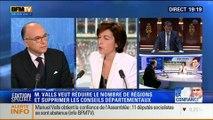 19H Ruth Elkrief - Édition spéciale: Bernard Cazeneuve: l'invité de Ruth Elkrief - 08/04