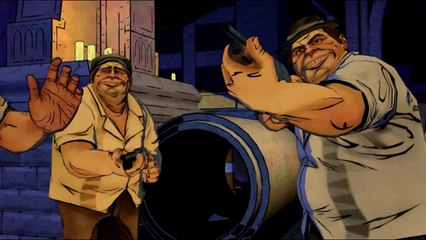 A Crooked Mile Trailer de The Wolf Among Us