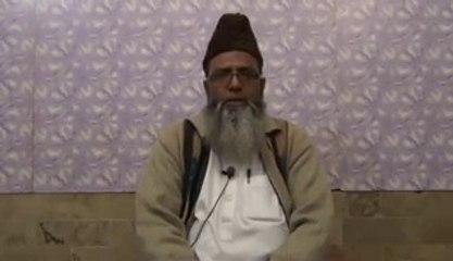 """Taaleem ul Qura'an """"Surah Al-Baqrah"""" Part 20"""