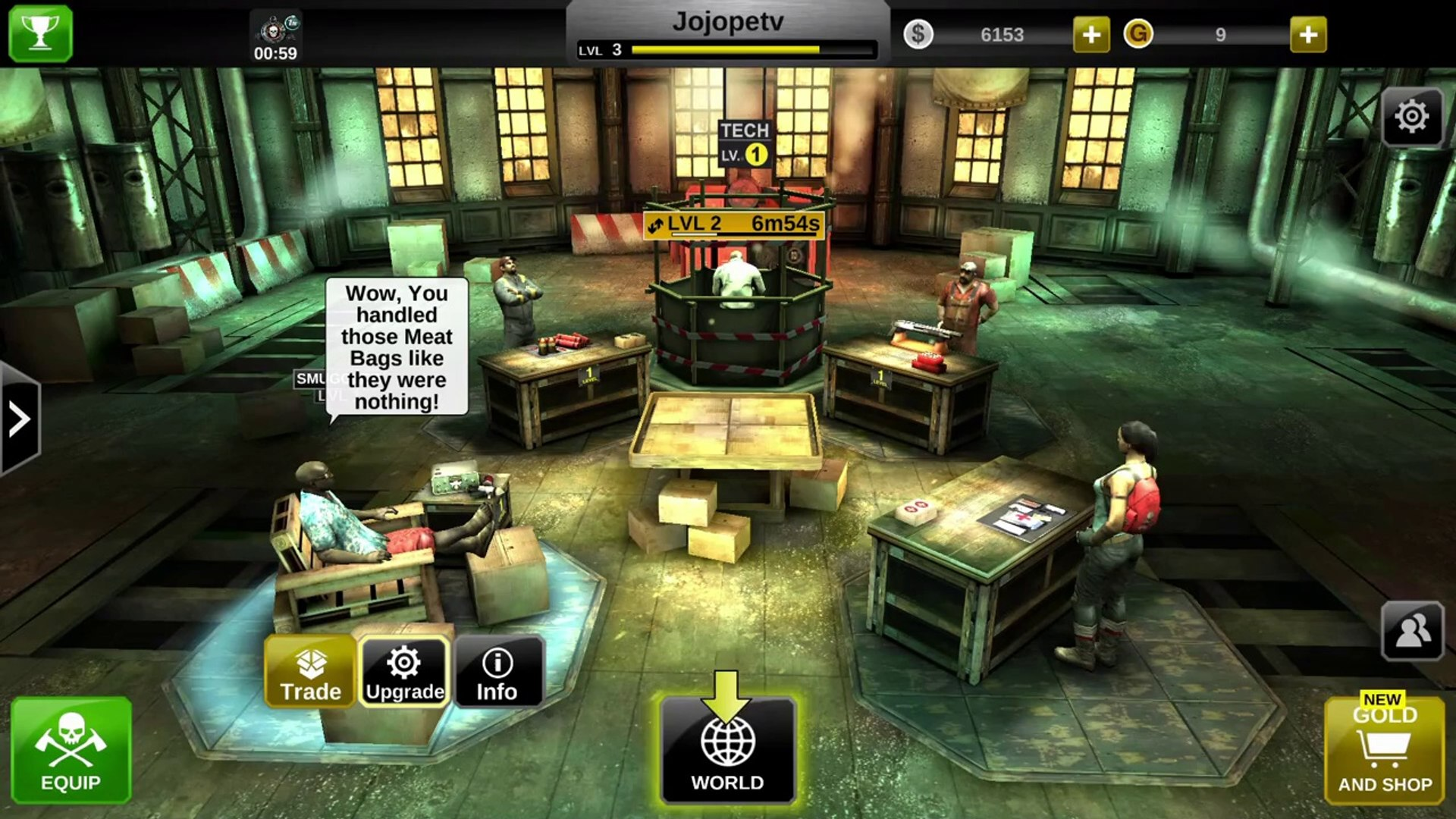 Dead Trigger 2 Amazon Fire Tv Gameplay 1080p Video Dailymotion