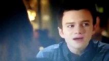 Glee 5x15 Rachel and Kurt Fight Scene