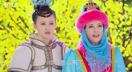 隋唐英雄4 第38集 Heros in Sui Tang Dynasties 4 Ep38