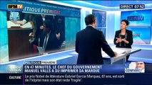 Politique Première: Discours de politique générale: Manuel Valls a su imprimer sa marque - 09/04