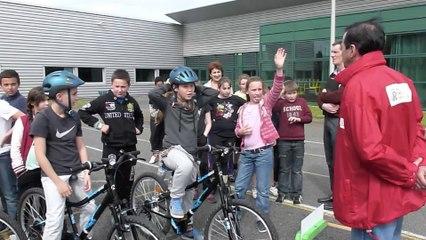 Waziers : A pied ou à vélo, les enfants deviennent des as de la route