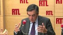 Discours de politique générale de Manuel Valls: interview de François Fillon sur RTL