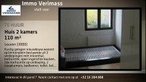 Te huur - Huis / Woning - Leuven (3000) - 2 kamers - 110m²
