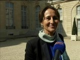 """Réduction des régions: Royal """"va consulter les élus"""" de Poitou-Charentes et d'Aquitaine - 09/04"""