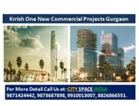 9871424442::krrish one new launch retail shop sector 66 gurgaon